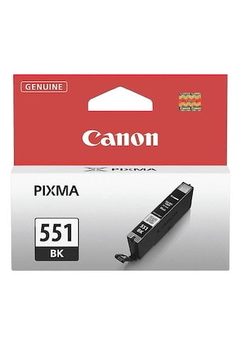 Canon Tintenpatrone »CLI - 551BK« kaufen