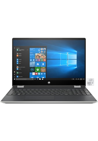 HP Pavilion x360 Convertible 15 - dq1210ng »39,6cm(15,6'') Intel Core i3,256 GB + 16 GB,8 GB« kaufen