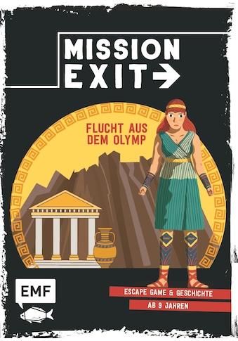 Buch »Mission: Exit - Flucht aus dem Olymp / Lylian, Yohan Colombié-Vivès, Nina Goldt« kaufen