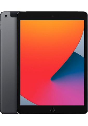 "Apple Tablet »iPad (2020), 10,2"", WiFi + Cellular, 8 GB RAM, 32 GB Speicherplatz« kaufen"