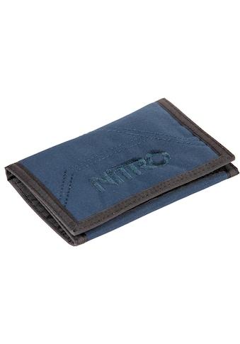 NITRO Geldbörse »Walled, Indigo« kaufen