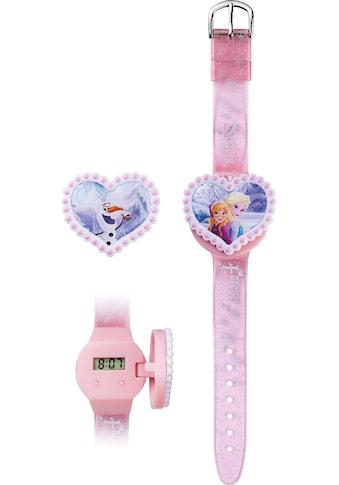 Joy Toy Digitaluhr »Disney's Eiskönigin, 755557«, (Packung, 3 tlg., LCD-Uhr mit 2... kaufen