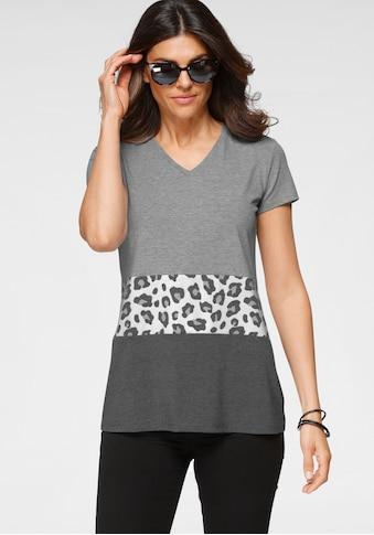 Boysen's Longshirt, mit Animal Print kaufen
