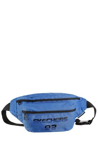 Skechers Bauchtasche, mit praktischem Reißverschluss-Rückfach kaufen
