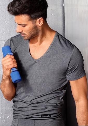 Bench. Funktionsshirt, aus atmungsaktiver COOLMAX® Ware kaufen