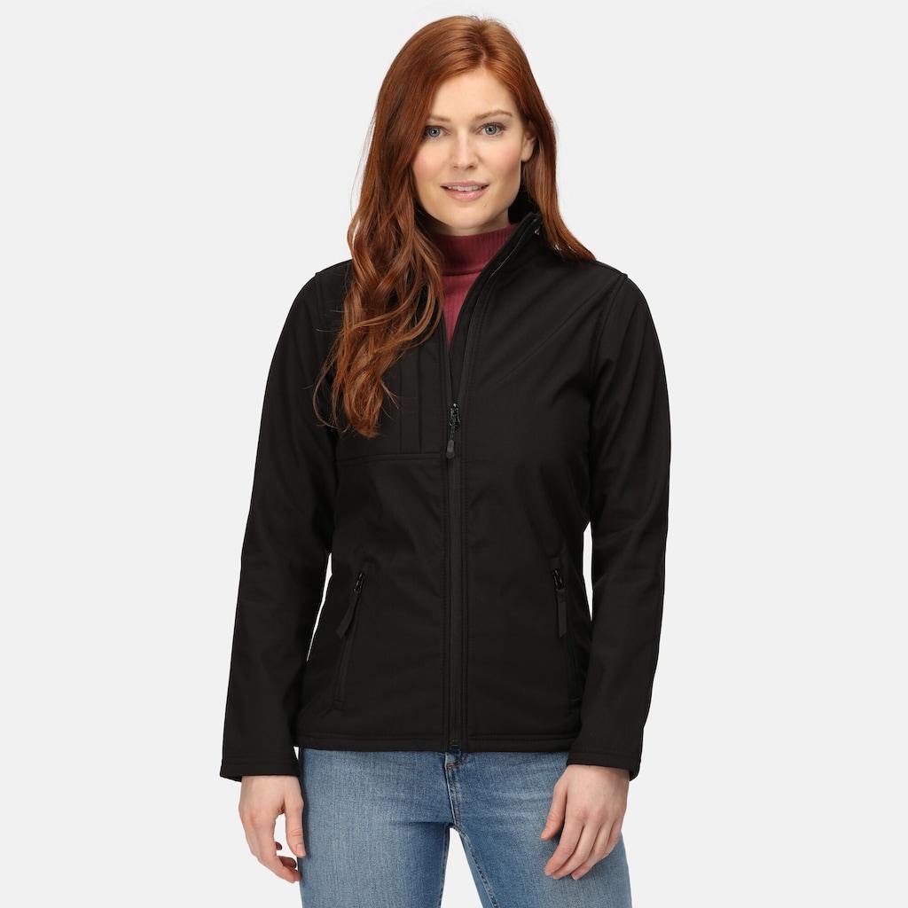 Regatta Softshelljacke »Professional Damen Octagon II Softshell-Jacke, wasserfest«