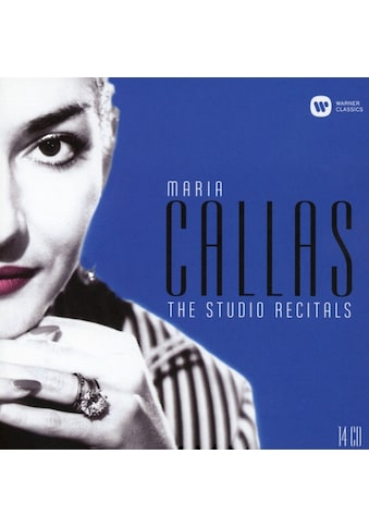 Musik-CD »STUDIO RECITALS(REMASTERED2014) / Callas,Maria« kaufen