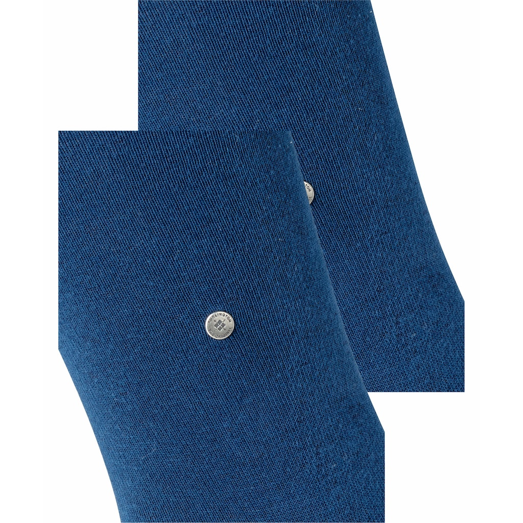 Burlington Socken »Everyday 2-Pack«, (2 Paar), aus weicher gekämmter Baumwolle