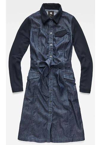 G - Star RAW Jeanskleid »HA army dress l/s« kaufen