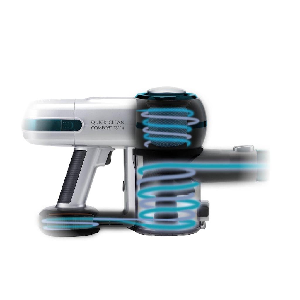 Trisa Akku-Hand-und Stielstaubsauger »Quick Clean Comfort T8114«