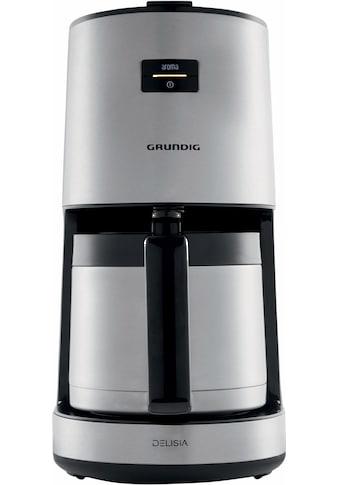 Grundig Filterkaffeemaschine KM 8680 kaufen