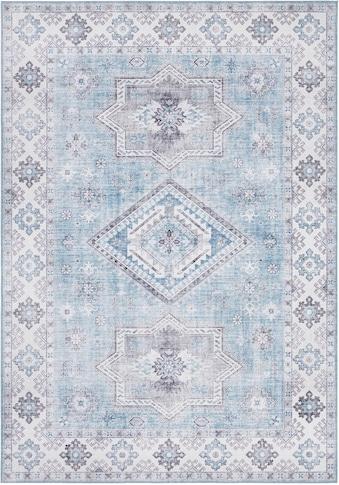 NOURISTAN Teppich »Gratia«, rechteckig, 5 mm Höhe, Vintage Design, Orient-Optik, Wohnzimmer kaufen