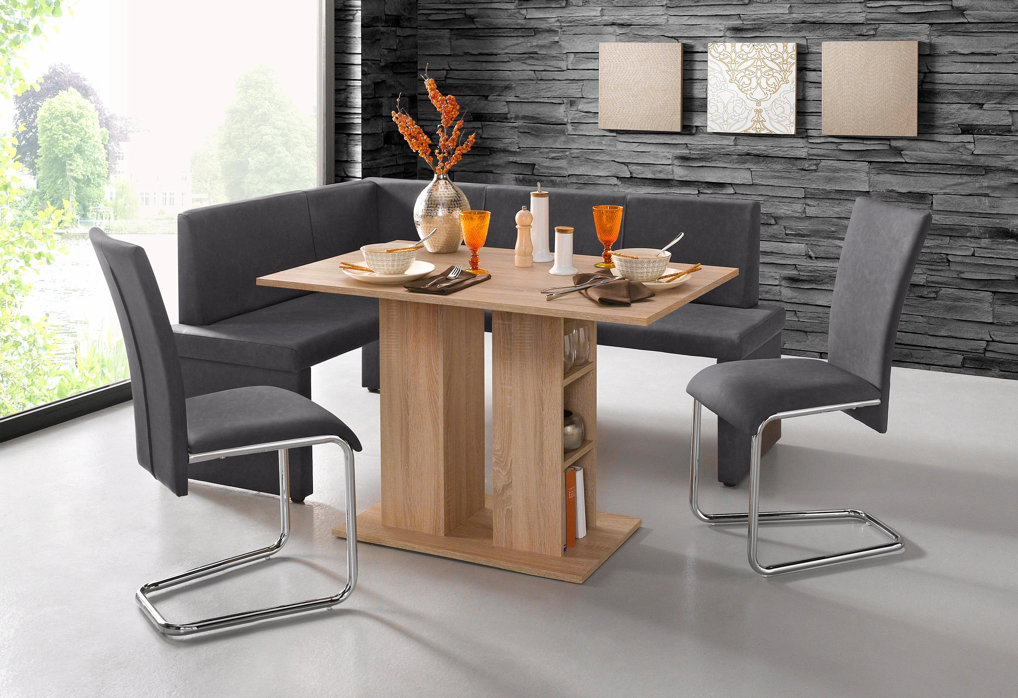 homexperts eckbankgruppe set 4 tlg bei otto. Black Bedroom Furniture Sets. Home Design Ideas
