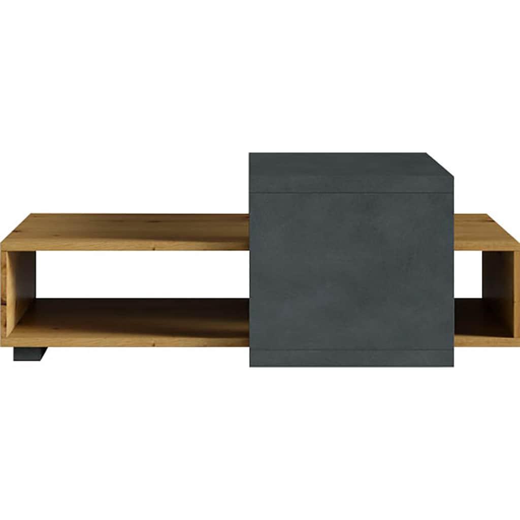 TRENDMANUFAKTUR Couchtisch, Breite 115 cm