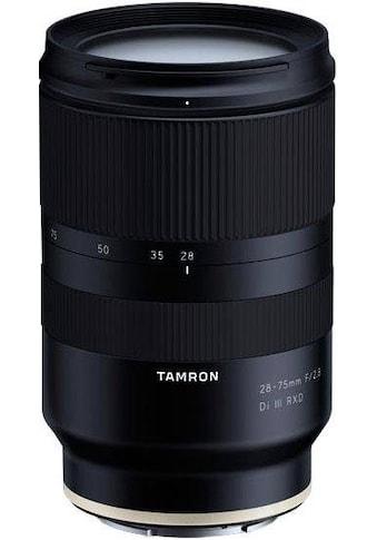 Tamron Objektiv »AF 28-75mm 2,8 Di III RXD« kaufen