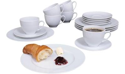Eschenbach Kaffeeservice »Barkarole«, (18 tlg.), Made in Germany kaufen
