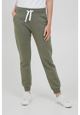 OXMO Sweathose »Olivia«, lange Hose mit weicher Fleece Innenseite kaufen