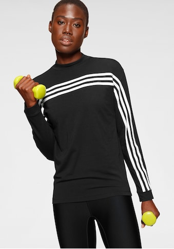 adidas Performance Langarmshirt »MUST HAVES 3 - STREIFEN T - SHIRT« kaufen
