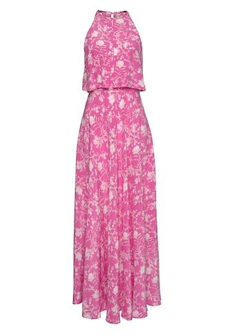 Pepe Jeans Maxikleid »DAVINIA«, mit floralem Allover-Print kaufen