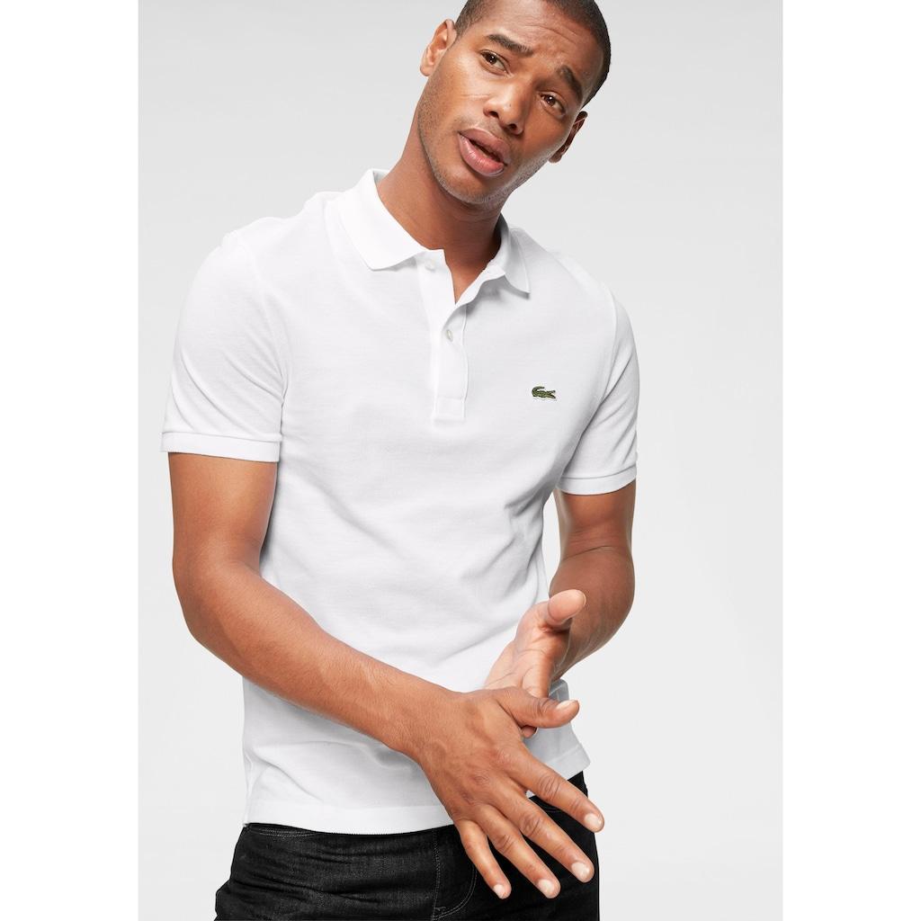 Lacoste Poloshirt »Slim Fit«