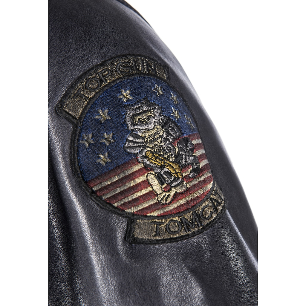 TOP GUN Military-Jacke »TGJ1001«, Leicht gefüttert