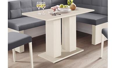 SCHÖSSWENDER Säulen - Esstisch »Anna 2« kaufen