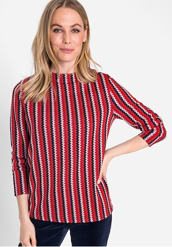 Olsen Sweatshirt, mit Streifen kaufen