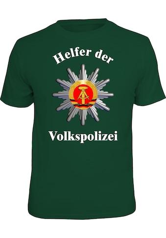 Rahmenlos T-Shirt mit lässigem Frontprint kaufen