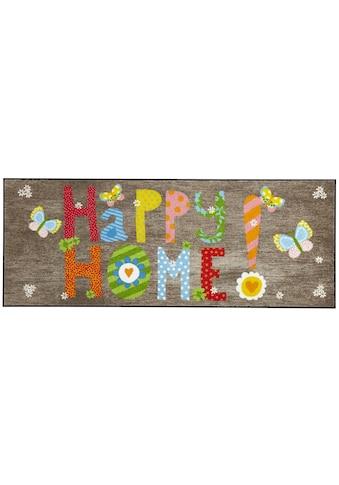 Fußmatte HAPPY HOME , waschbar kaufen