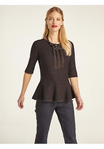 Pullover in ausgestellter Form kaufen