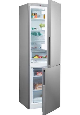 BOSCH Kühl - /Gefrierkombination, 186 cm hoch, 60 cm breit kaufen