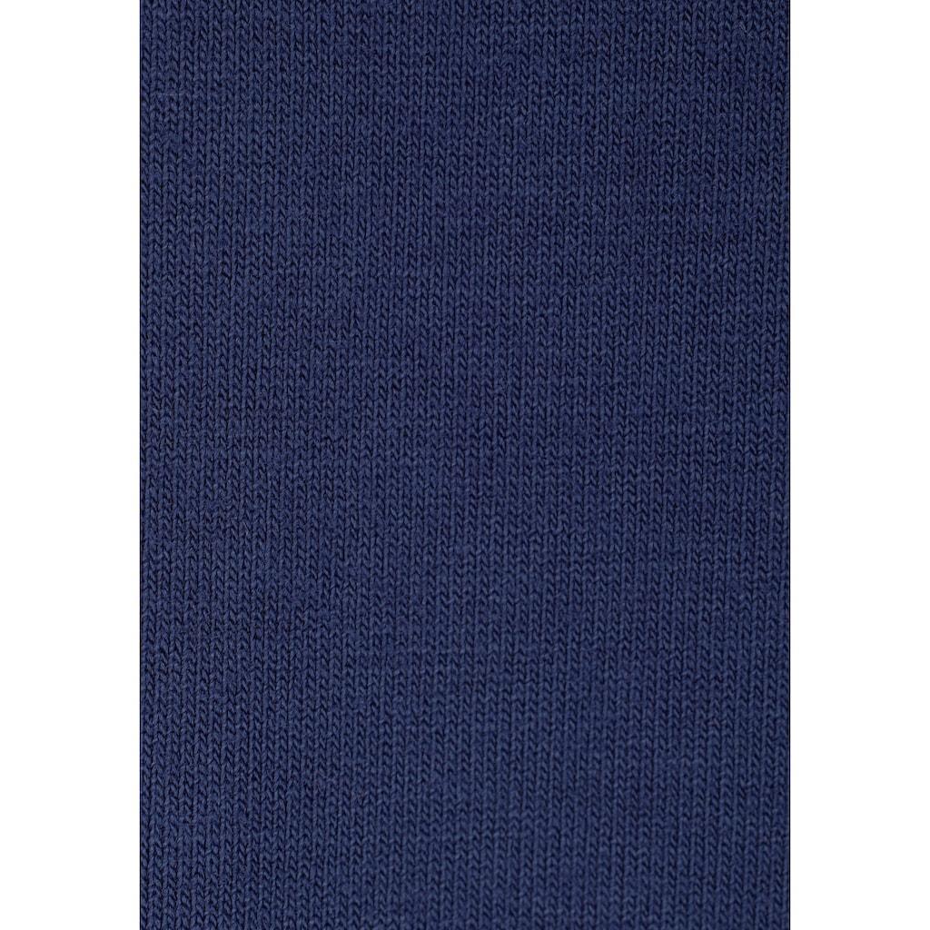 s.Oliver Beachwear Strandshirt, mit Bindeband am Ausschnitt