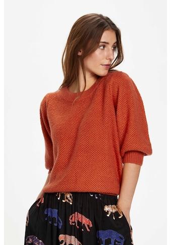 KAFFE Kurzarmpullover »KAzain Knit« kaufen