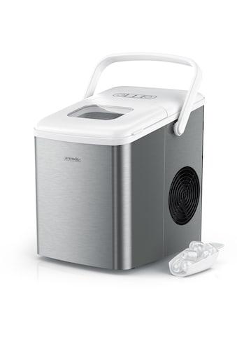 Arendo Eiswürfelmaschine »Eiswürfelbereiter - 9 Eiswürfel in 9 Minuten« kaufen