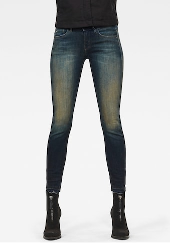 G - Star RAW Skinny - fit - Jeans »Lynn Mid Skinny rp Ankle« kaufen