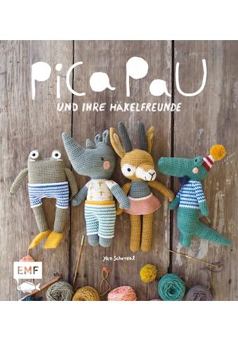 Buch »Pica Pau und ihre Häkelfreunde - Band 1 / Yan Schenkel« kaufen
