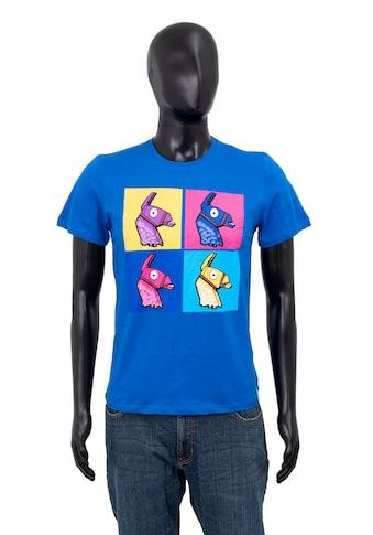 Musterbrand T-Shirt »T-Shirt«, Fortnite kaufen