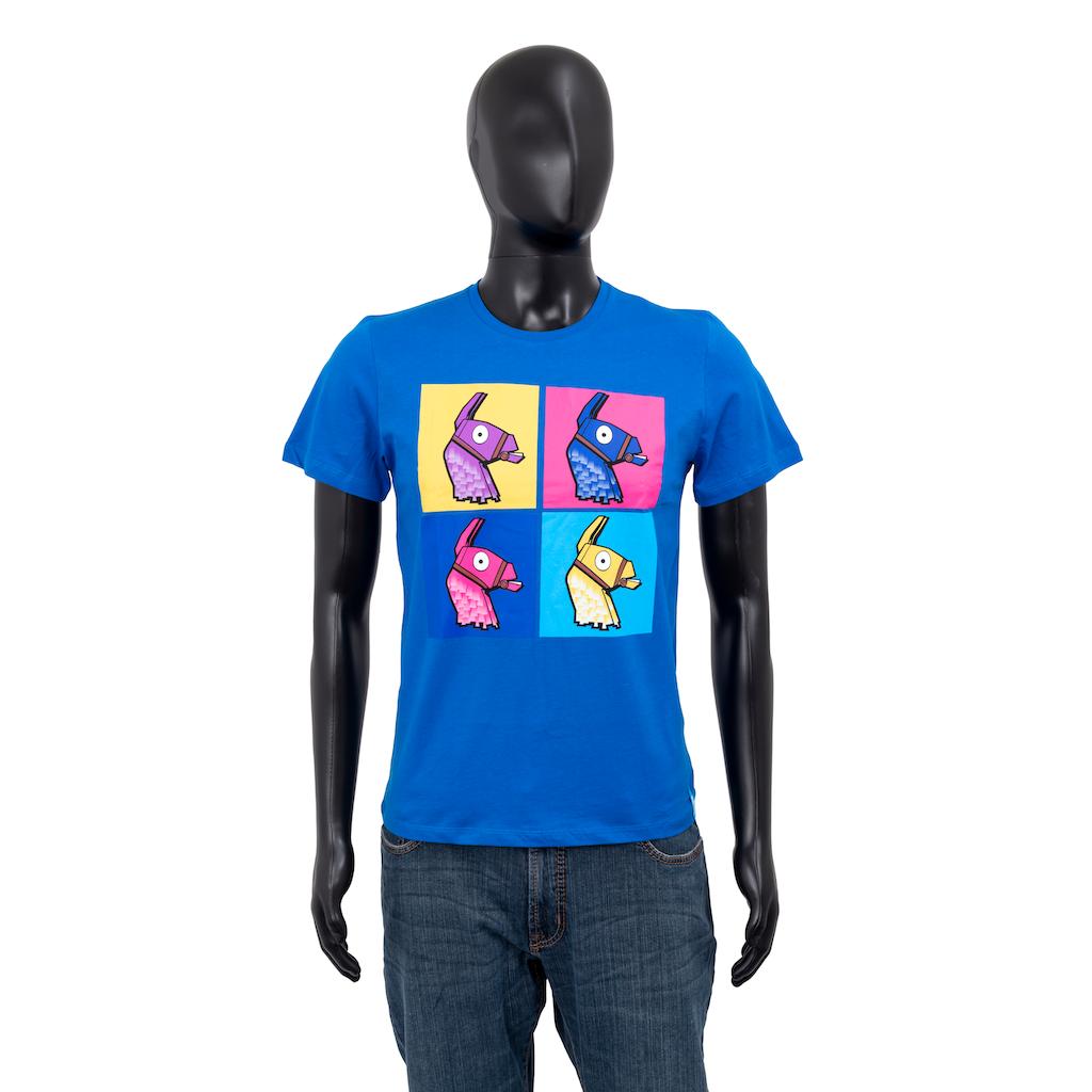 Musterbrand T-Shirt »T-Shirt«, Fortnite