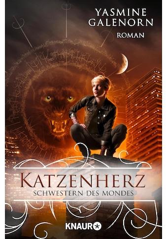 Buch »Schwestern des Mondes: Katzenherz / Yasmine Galenorn, Katharina Volk« kaufen