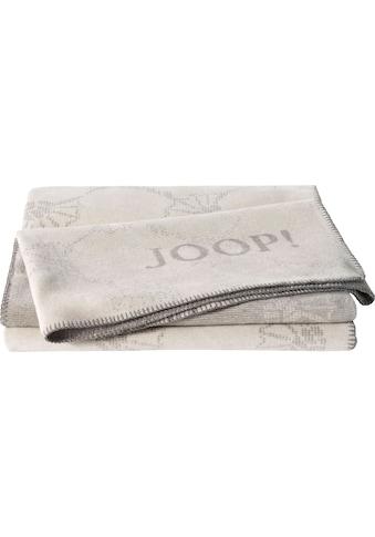 Joop! Wohndecke »Cornflower Double«, mit Kornblumen-Muster kaufen