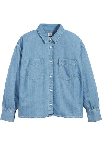 Levi's® Plus Hemdbluse »Zoey Pleat Utility«, mit aufgesetzten Brusttaschen kaufen