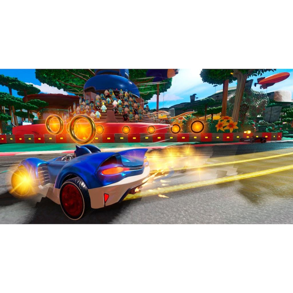 Sega Spiel »Team Sonic Racing«, Nintendo Switch