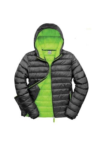 Result Winterjacke »Urban Snowbid Herren Steppjacke /« kaufen