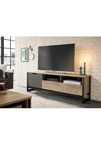 Places of Style Lowboard »Malthe«, im trendigen Design kaufen