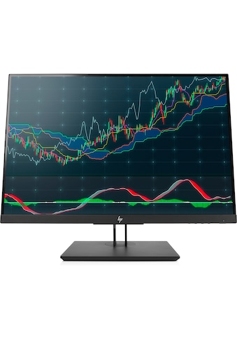 "HP LED-Monitor »60,96 cm (24"") IPS, 5 ms«, 60,96 cm/24 "", 1920 x 1200 px, WUXGA, 5 ms Reaktionszeit, 60 Hz, Z24n G2 Display kaufen"