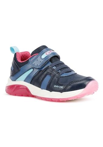 Geox Kids Sneaker »Blinkschuh SPAZIALE GIRL«, mit Gummizug kaufen