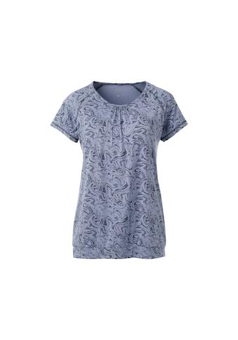 DEPROC Active Funktionsshirt »JULIET WOMEN«, mit Allover-Print kaufen