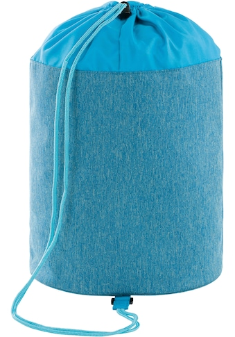 Lässig Sporttasche »About Friends Mélange Blue«, PETA-approved vegan; aus recyceltem... kaufen
