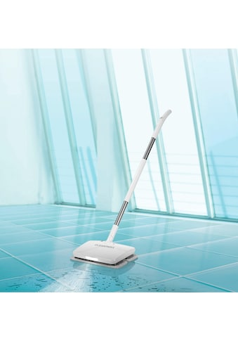 CLEANmaxx Wischmopp Akku - Vibrationsmopp 11,1V weiß,  -  Watt kaufen