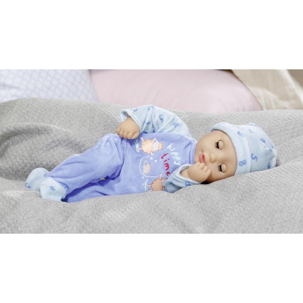 Baby Annabell Babypuppe »Little Alexander«, mit Schlafaugen